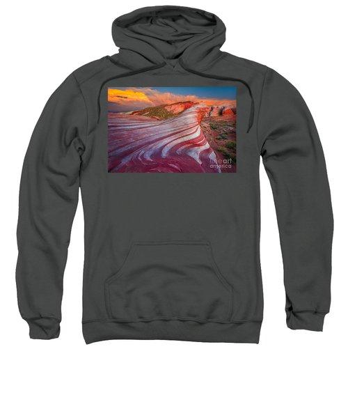 Fire Wave Sweatshirt