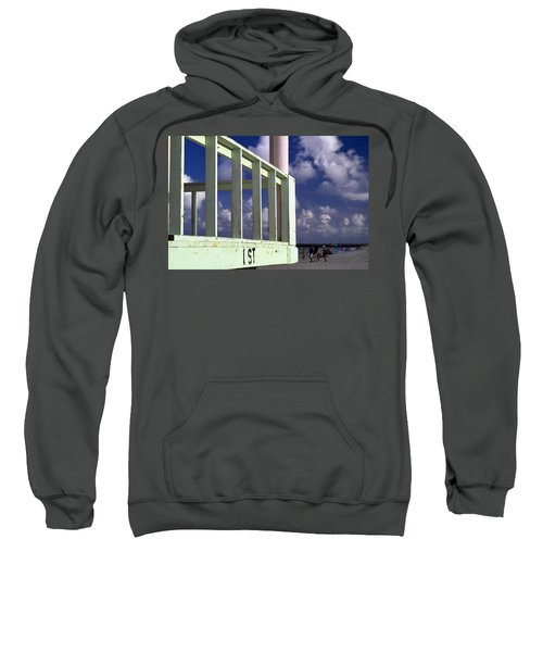 First Street Porch Sweatshirt