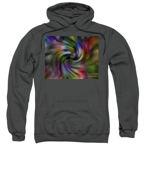Flower Car Sweatshirt