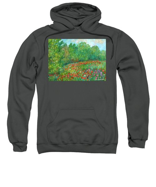 Flower Field Sweatshirt