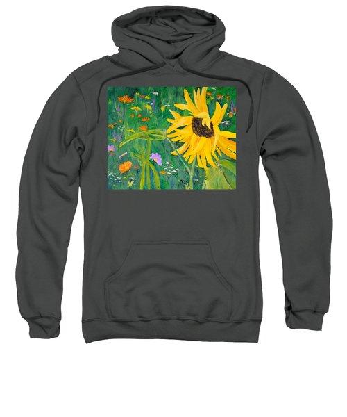 Flower Fun Sweatshirt