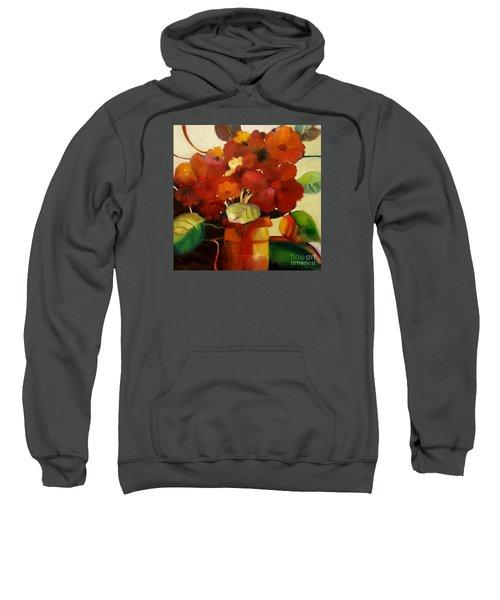Flower Vase No. 3 Sweatshirt