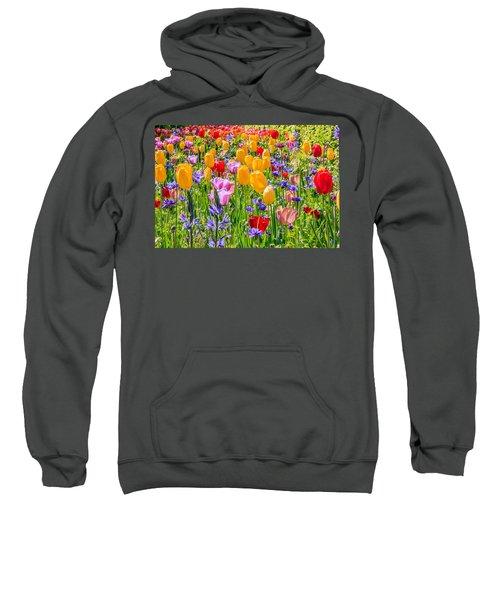 Flowers Everywhere Sweatshirt