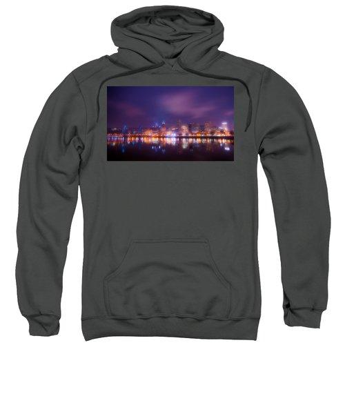 Foggy Portland Nights Sweatshirt