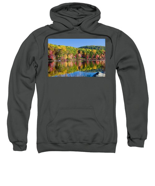 Foilage In The Fall Sweatshirt