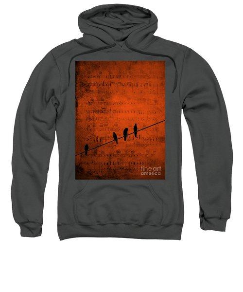Follow The Music Sweatshirt