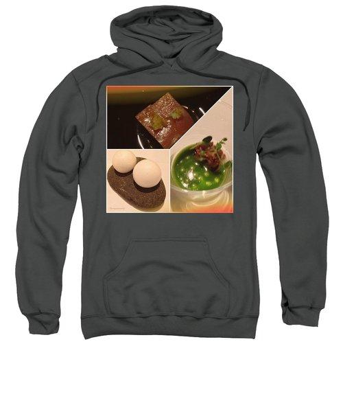 Snacks At Castagna Sweatshirt
