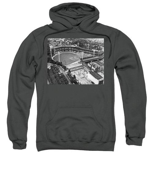 Forbes Field In Pittsburgh Sweatshirt