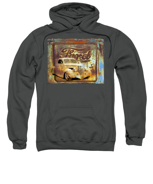 Ford Coupe Rust Sweatshirt
