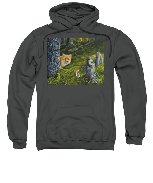 Forest Life Sweatshirt
