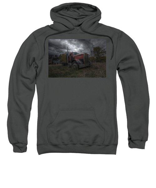 Forgotten Big Rig 2014 Sweatshirt