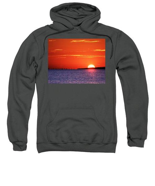 Fort Story Sunrise Sweatshirt