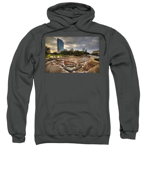Fort Worth Water Garden Sweatshirt