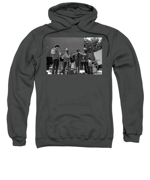 Four Flutes 2 Sweatshirt