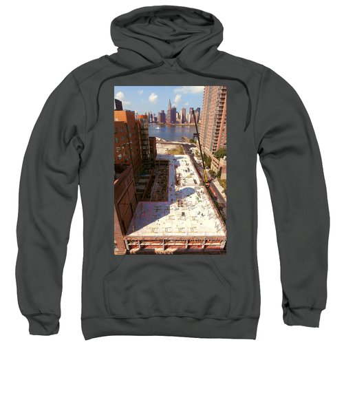 Fourth Floor Slab Sweatshirt