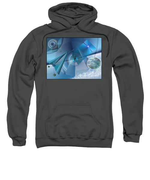 Interdimensional Sweatshirt