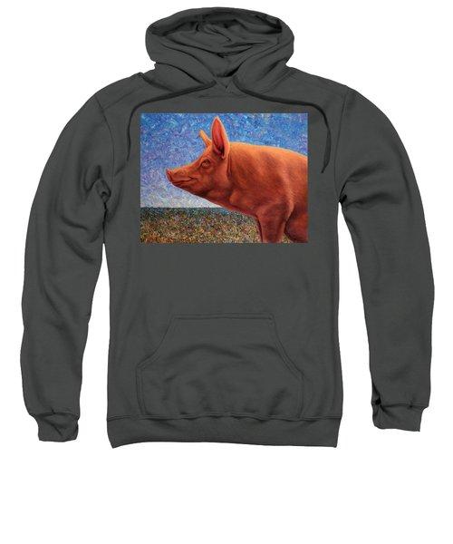 Free Range Pig Sweatshirt