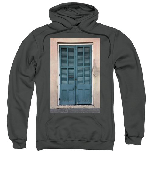 French Quarter Doors Sweatshirt