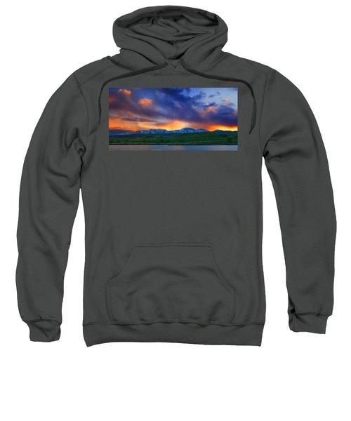 Front Range Light Show Sweatshirt
