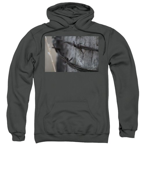 Frost On The Wire Sweatshirt