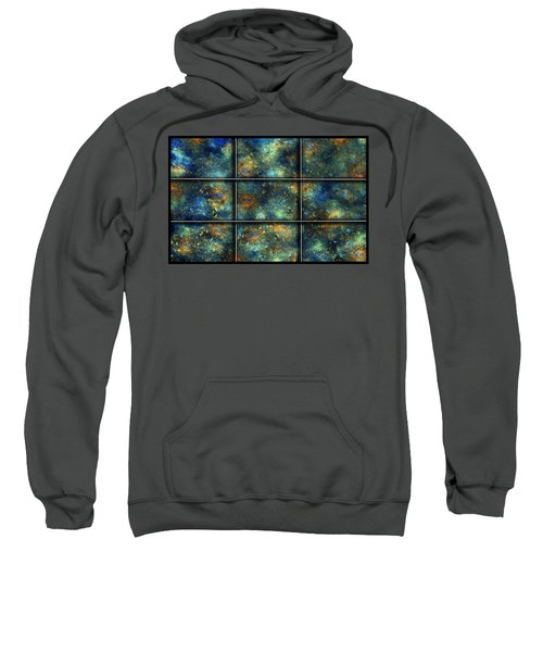 Galaxies II Sweatshirt