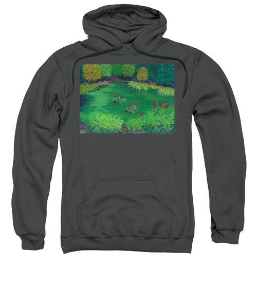 Garden In The Woods Sweatshirt