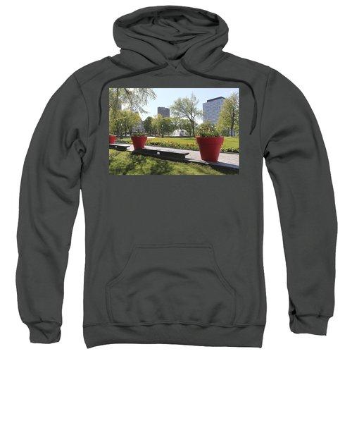 Garden In Canada 10 Sweatshirt