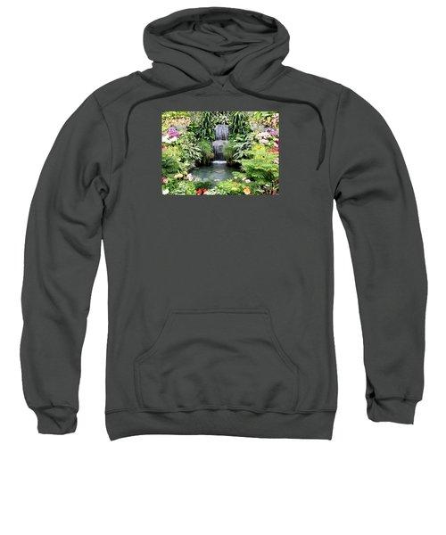 Garden Waterfall Sweatshirt