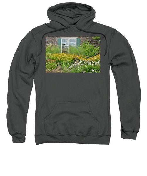 Gardens At The Good Earth Market Sweatshirt