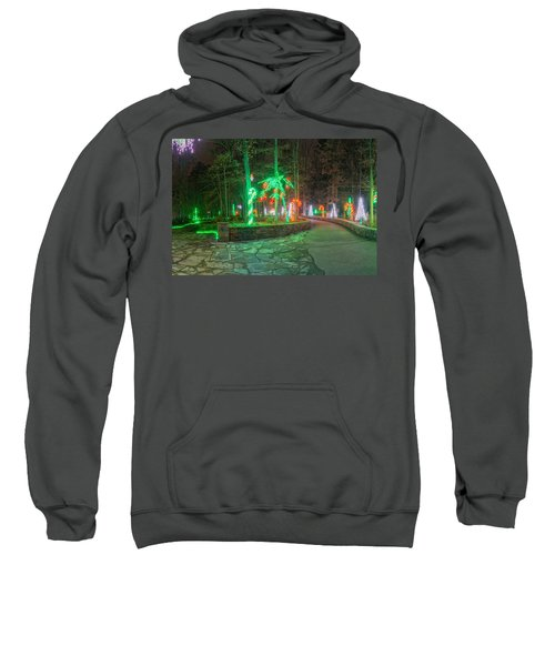 Candy Cane Sweatshirt