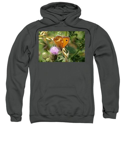 Gatekeeper Butterfly Sweatshirt