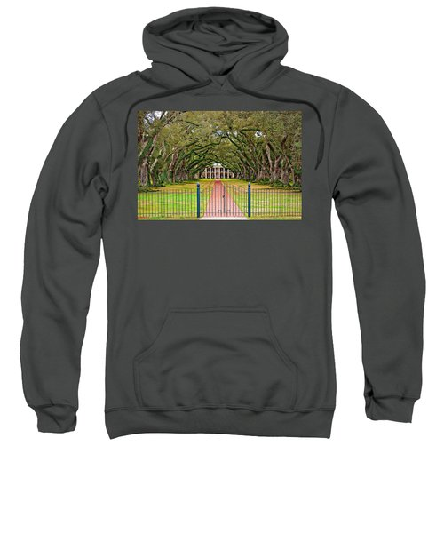 Gateway To The Old South Sweatshirt