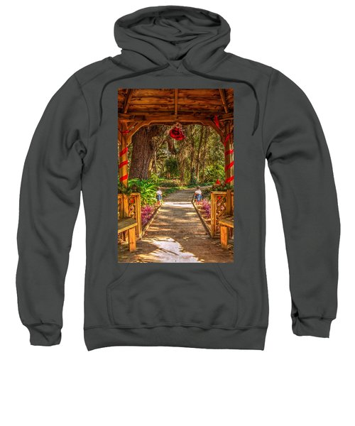 Gazebo Bells Sweatshirt