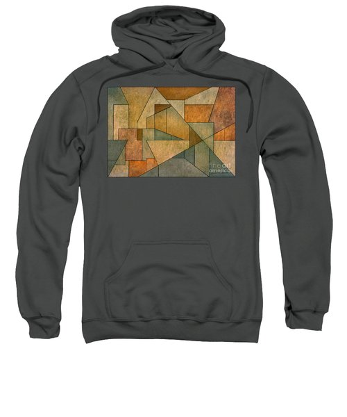 Geometric Abstraction Iv Sweatshirt