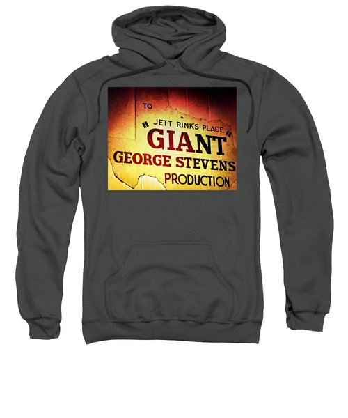 Giant Sweatshirt
