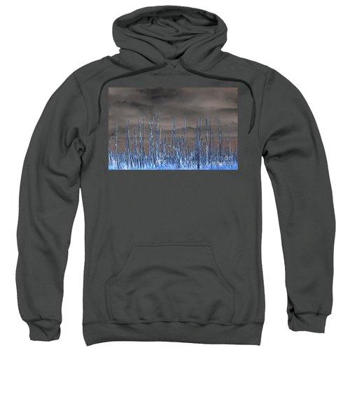 Glowing Trees 1 Sweatshirt