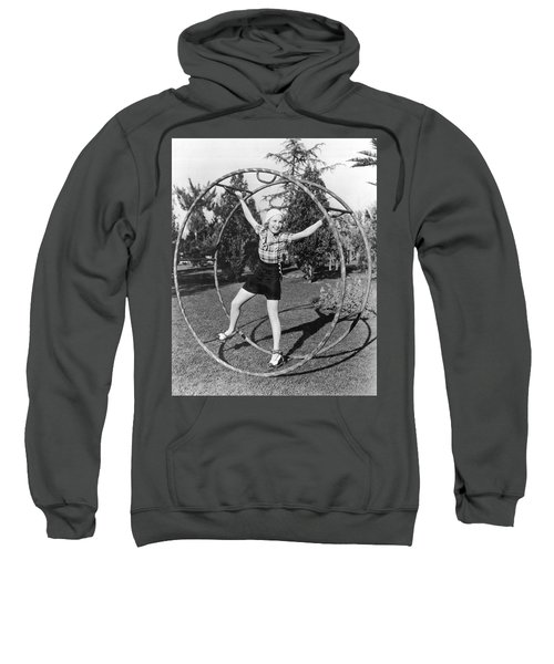 Going For A Spin Sweatshirt