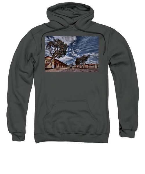 Going To Jerusalem Sweatshirt