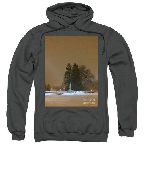 Golden Night Sweatshirt