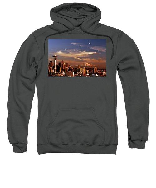 Golden Seattle Sweatshirt