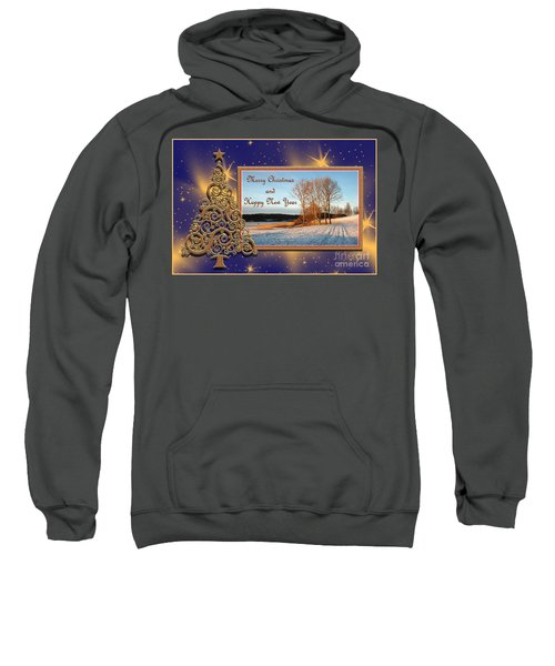 Golden Tree Sweatshirt