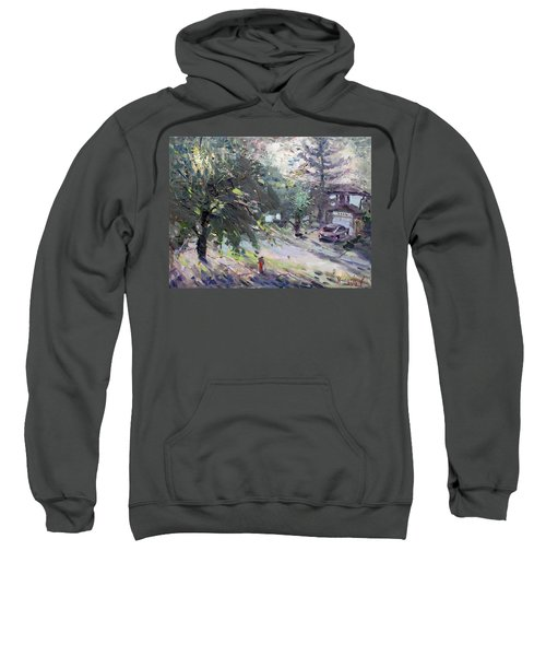 Good Morning Neighbor Sweatshirt