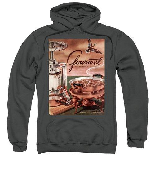Gourmet Cover Of Pressed Duck Sweatshirt