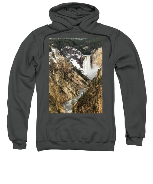 Grand Canyon Of The Yellowstone Sweatshirt