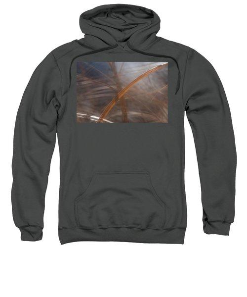 Grass - Abstract 1 Sweatshirt