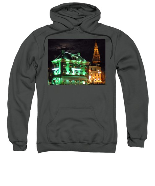 Grasshopper Bar Sweatshirt