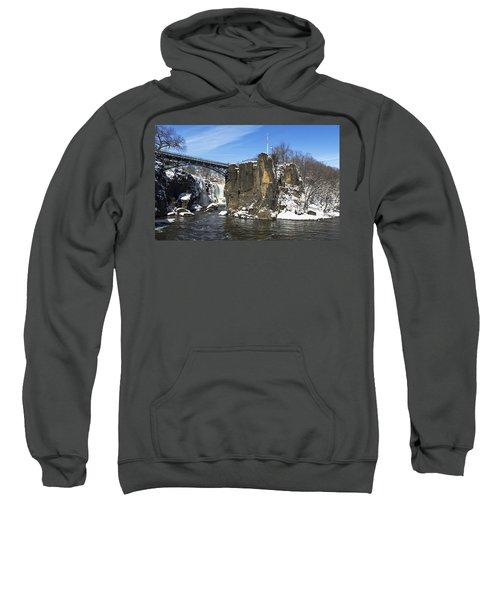 Great Falls In Color Sweatshirt