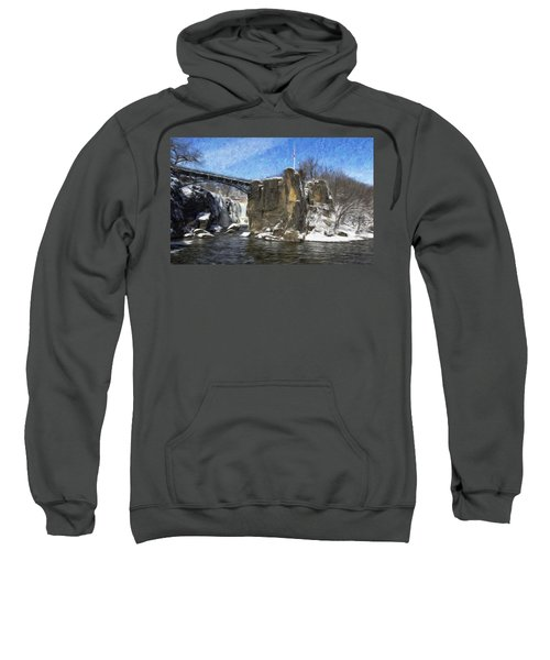 Great Falls Painted Sweatshirt