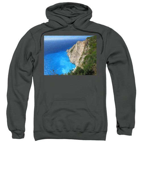 Greek Coast Grk4188 Sweatshirt