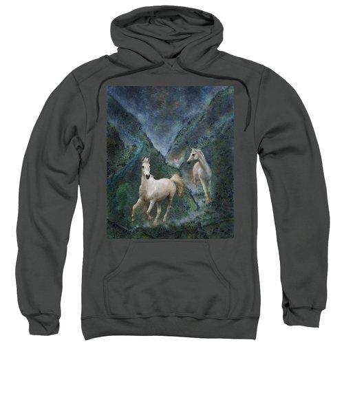 Green Canyon Run Sweatshirt